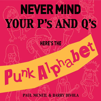 The Rockin' Alphabet - Nevermind Your P's and Q's